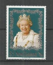 NEW ZEALAND 2006 QUEEN'S 80TH BIRTHDAY SG,2874 U/MM NH LOT 3075B