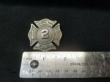 Firemans Hat Badge