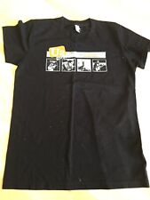 U2 Go Home Slane Castle Ireland. Tour T Shirt - Black - Sized @ Large But Small