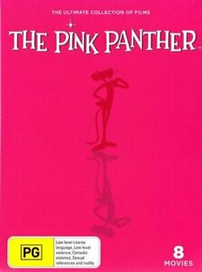 The Pink Panther Complete Collection DVD