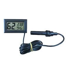 Mini Digital LCD Display Thermometer Hygrometer Temperature Humidity Meter