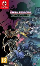 The Ninja Saviors Return of The Warriors SWITCH Neuf sous Blister