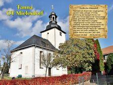 Tanna OT Mielesdorf Dorfkirche Thüringen 127