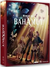 Rage of Bahamut: Genesis Blu-ray Limited Collector's Edition (Anime Ltd)