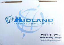 NEW IN BOX - MIDLAND RADIO LI-ION 2HR BATTERY CHARGER - MPN 81-391 LI / RC35