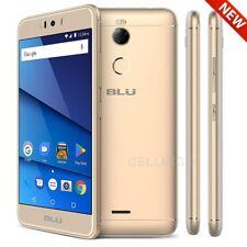 "BLU R2 (32GB, 3GB) 5.2"" HD Display, 4G LTE Dual SIM GSM Unlocked R0171WW - Gold"