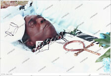 LAST Photo Of SUN RA 13x19 ORIGINAL 1993 PHOTO Numbered/Limited Edition no cd