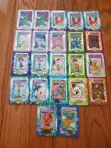 Digimon Card Lot Metal Tin 22 Cards 2000 Taco Bell angewomon greymon tamers
