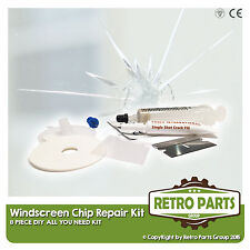 Windschutzscheibe Chip DIY Reparatur Set für Mercedes Citan. Fenster Scheibe