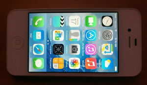 Apple iPhone 4 - White (Verizon) A1349, used but in a very beautiful condition.
