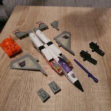 Hasbro Transformer Vintage G2 Decepticon Seeker Starscream 1993