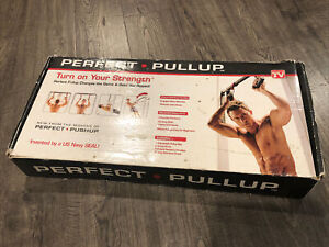 Deluxe Original perfect fitness pullup bar Brand New