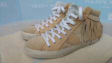Philippe Model Designer women's high-top trainers 3UK/36EU Made in Italy