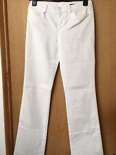Club Monaco Fresh White Slim Dress Pants 4 MSRP $150