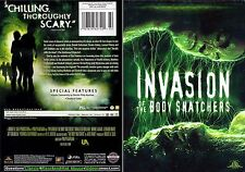 Invasion of the Body Snatchers ~ New DVD ~ Donald Sutherland (1978)