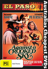 Against A Crooked Sky DVD NEW, FREE POSTAGE WITHIN AUSTRALIA REGION 4