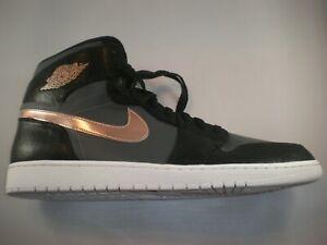 Nike Air Jordan 1 Retro High Bronze Medal Size 17 332550-016 NWOB