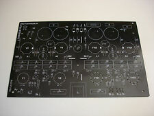 Platine F. tubos amplificadores/PCB F. DIY Tube amp 2x 6l6/el34 pp estéreo