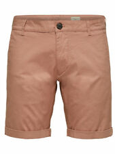 "John Lewis Men's Chino Holiday Shorts Reg Fit Large 33/34"" Waist Selected Homme"