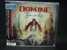 DOMINE Ancient Spirit Rising + 1 JAPAN CD Labyrinth Time Machine Masterstroke