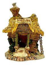 Collectible - Boyds Bearly-Built Villages - #11, Style #19011 Matthew'S Bungalow