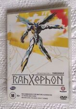 RAHXEPHON- ORCHESTRATION 1, THRESHOLD (DVD) R-4, LIKE NEW, FREE POST AUS-WIDE