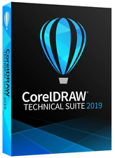 CorelDRAW Technical Suite 2019 ✔ LifeTime License ✔ Fast Delivery