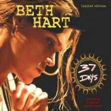 Beth Hart : 37 Days CD (2008) ***NEW***