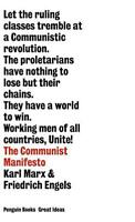 Penguin Great Ideas : The Communist Manifesto by Friedrich Engels, Karl Marx, NE