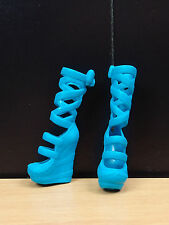 Monster High Ever After High Blue Shoes 0032