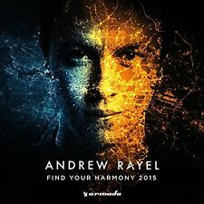 Andrew Rayel - Find Your Harmony 2015 [New CD] Holland - Import