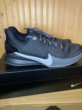 Nike Mamba Focus TB Kobe Bryant Basketball Shoes Black Gray AT1214-001 Men's NEW