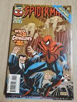 Spider-Man #70 FN 1996 Marvel Comic Ben Reilly