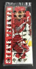 Steve Yzerman McDonald's Hockey Heroes Mini Jersey Number 19 Detriot Red Wings
