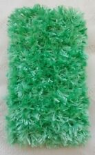MOBILE PHONE COVER / SOCK/ POUCH CASE  GREEN FLUFFY SMALLER MOBILES GIFT
