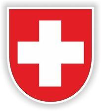 ARMOIRIES AUTOCOLLANT de Suisse PARE-CHOC CASQUE voiture camion moto