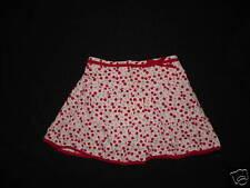 Cute Girls Gymboree Cherry Pie Skirt Sz 18-24 Mos
