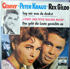 Single / CONNY-PETER KRAUS-REX GILDO / RARITÄT /
