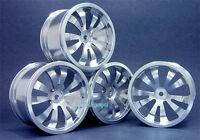 Aluminum Wheels Rim For T E maxx 1.5/2.5 Savage 21 Revo
