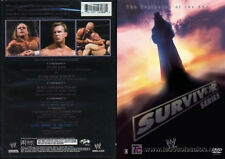 Official WWE Survivor Series 2005 (Pre-Owned DVD)