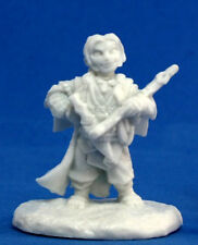 1 x LEM BARD ICONIC - BONES REAPER figurine miniature jdr rpg halfling 89012