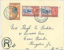 BIRDS - POSTAL HISTORY : CAYMAN ISLANDS cover to BRITISH WEST INDIES 1935