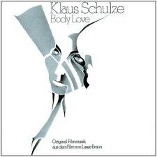 KLAUS SCHULZE - BODY LOVE (REMASTERED 2017)   VINYL LP NEU