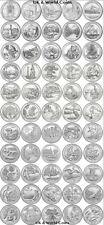 More details for us national parks quarter dollar 112 coins p+d full year sets 2010-2021