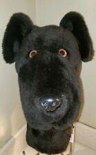 Daphne Retriever Dog Hand Puppet Plush Black Lab Retriever Toys FREE SHIPPING!