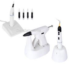 Dental Endo Obturation System Gun Heated Pen Percha Gutta Tips Tooth Gum Cutter
