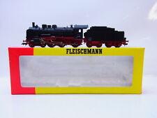 LOT 55702 Fleischmann H0 4164 Dampflok BR 38 der DB in OVP