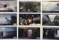 1995 TOPPS ESB (Star Wars) Widevision Cards - SINGLES - MINT!! You pick 4!