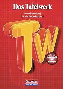 Das Tafelwerk - Östliche Bundesländer und Berlin: Schüle... | Buch | Zustand gut