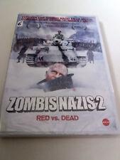 "DVD ""ZOMBIS NAZIS 2 RED VS DEAD"" PRECINTADO SEALED TOMMY WIRKOLA"